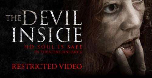 Devil Inside Film basé sur une histoire vraie  : L'extrait censuré par le Vatican ?!