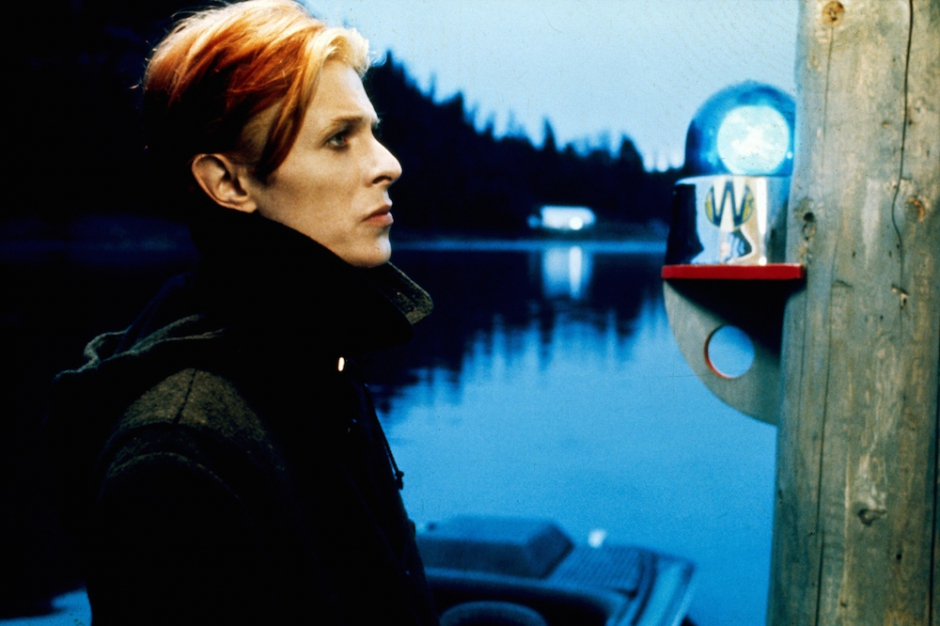 David Bowie et le paranormal