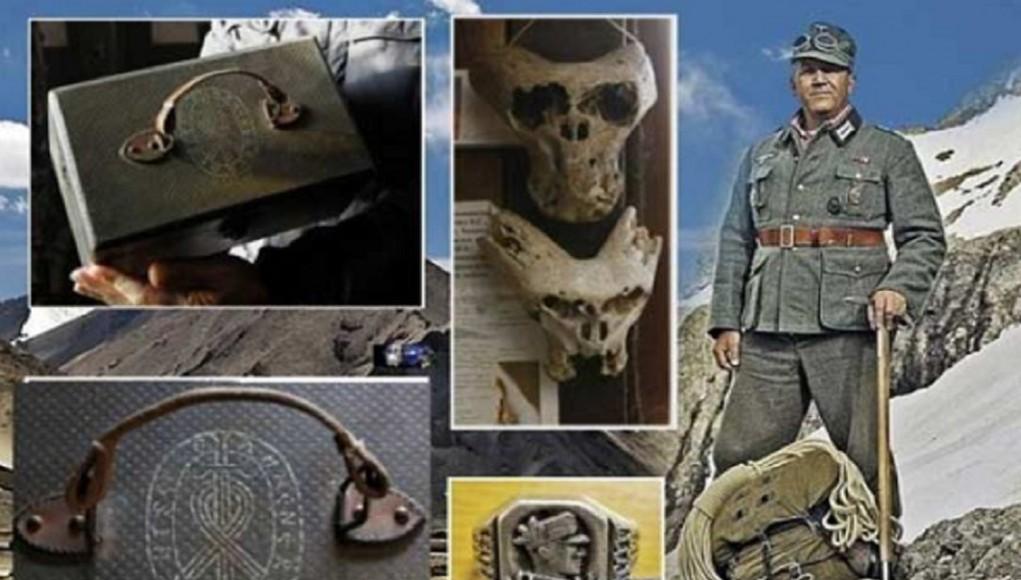 Le Mystère de l'étrange mallette aux deux crânes mystérieux
