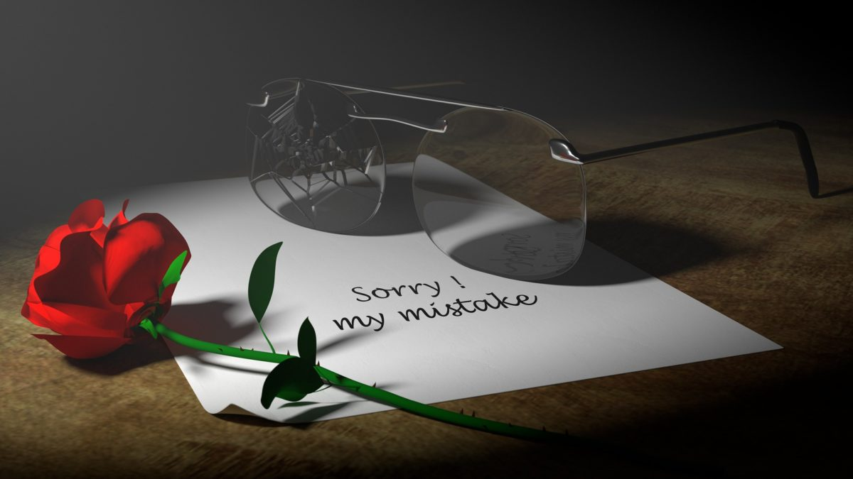 Les conséquences du non pardon dans votre vie
