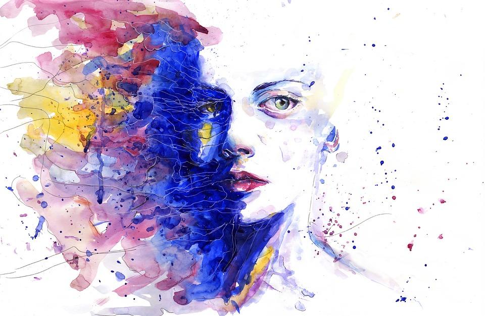 Ce test d'images abstraites va déterminer votre trait de personnalité dominant
