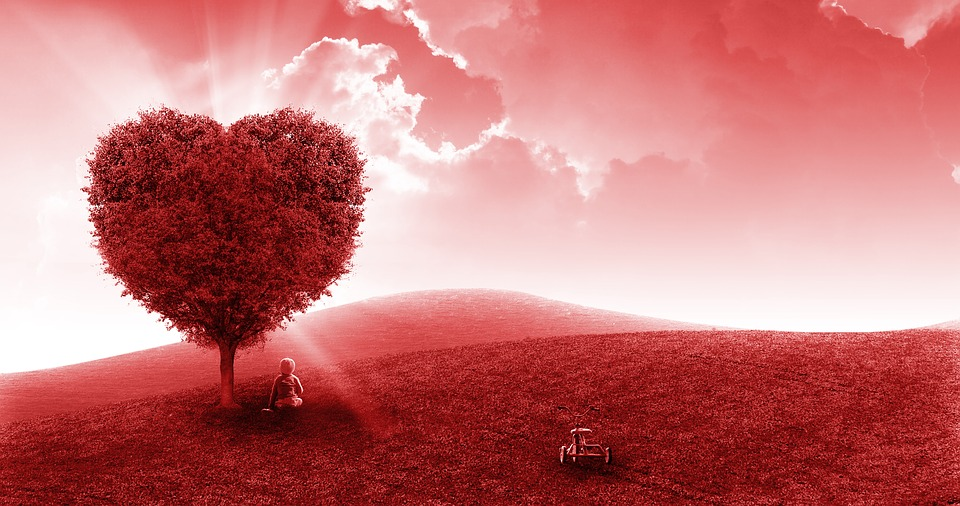 Le coeur de Lumière