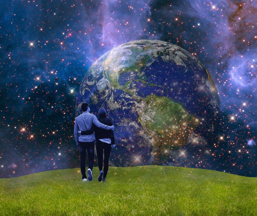 Nous sommes de plus en plus nombreux autour de la Terre pour la protéger…..