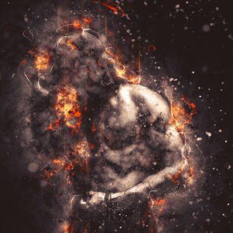 La colère joue un rôle sur le corps