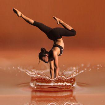 Voici 6 postures simples et rapides de Yoga  pour favoriser le sommeil