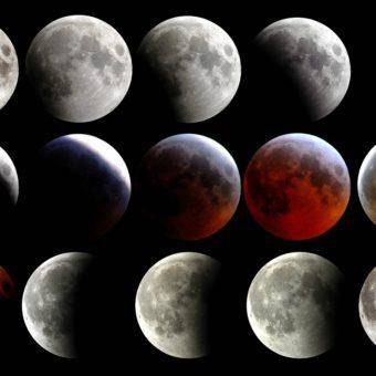 Le cycle des éclipses en Cancer et en Capricorne de 2019 à 2020