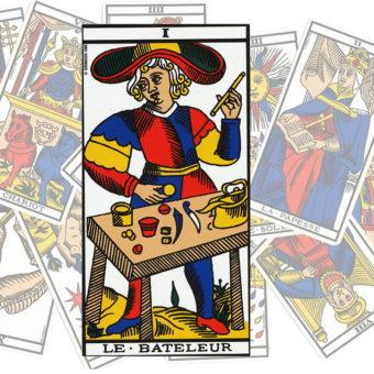 Tarot: Le Bateleur : un confinement joyeux et utile !