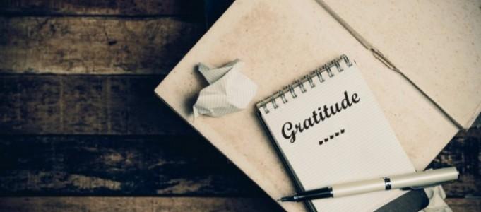 Exercice pratique : Le journal de gratitude