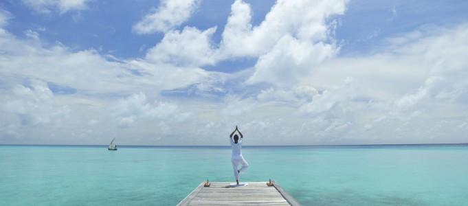 20 minutes de yoga parfaites pour les débutants et pour se sentir en pleine forme!