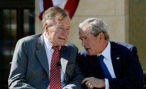 George Bush Sénior réalise une étonnante déclaration sur les ovnis et extraterrestres