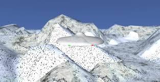 Incroyable, la Chine et L'inde révèlent ensemble l'existence d'une base secrète OVNIS dans l'Himalaya