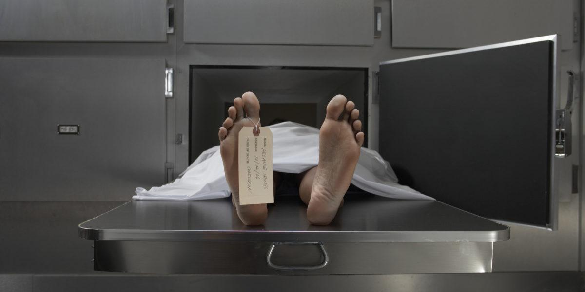 Il est déclaré mort et «ressuscite» à la morgue