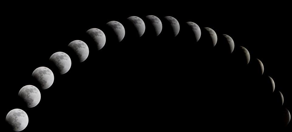 Le chèque de l'abondance de la Nouvelle Lune