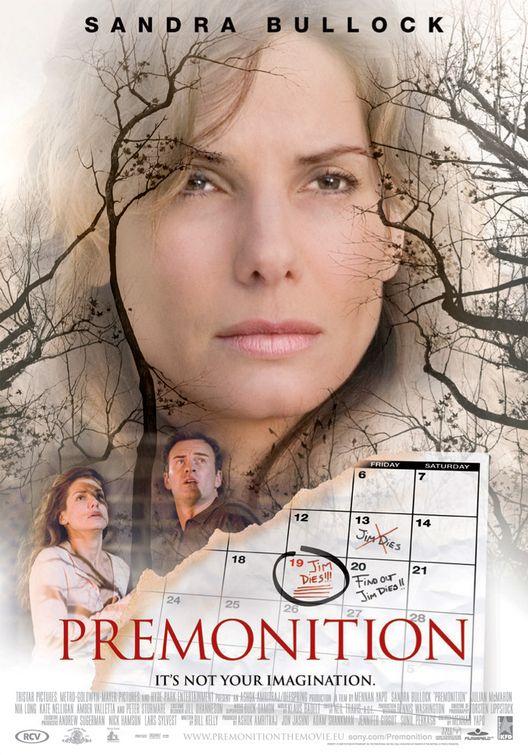 premonition film - Eveil tv