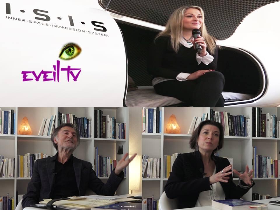 Les états modifiés de la conscience, entretien avec Sylvie Dethiollaz – Eveil Tv émission 4