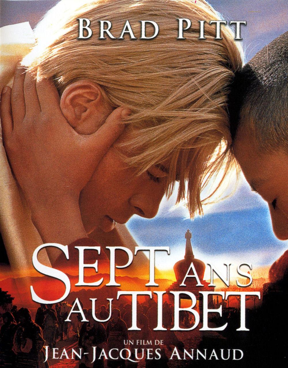 citation 7 ans au tibet