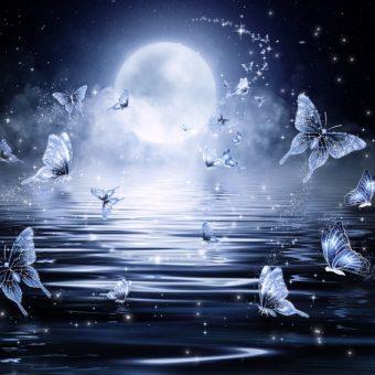 LA SUPER LUNE BLEUE, un Éclatement magique dans la réalité actuelle