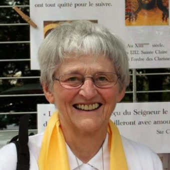 La guérison inexpliquée de sœur Bernadette Moriau!