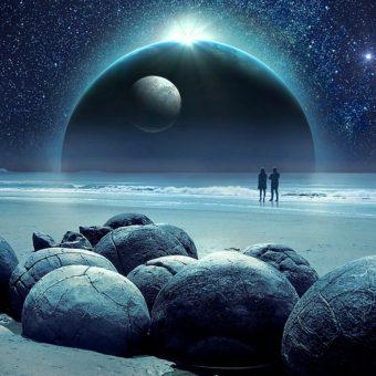 La Lune Bleue de Mars 2018!
