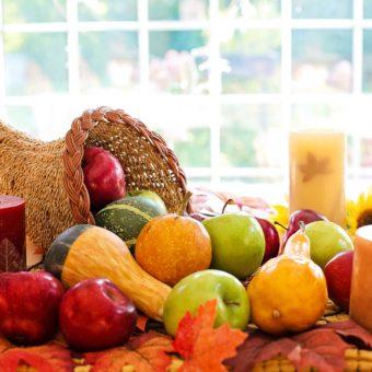 10 fruits et légumes d'automne riches en vitamines