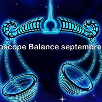Prévisions & Horoscope ♎ Balance septembre 2021