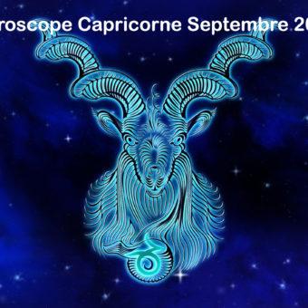 Prévisions & Horoscope Capricorne ♑ septembre 2021
